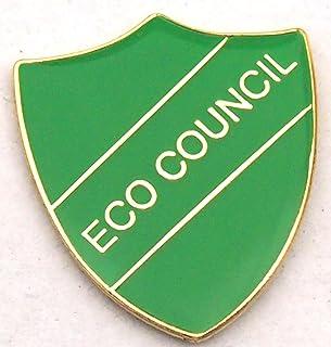 ECO Conseil badge avec Livraison gratuite Green