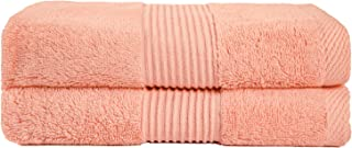 16 x 28 Ultra Soft and Highly Absorbent Light Weight and Fast Dry Pure Cotton Hand Towel Durable for Bathroom, Hotel, Spa,...