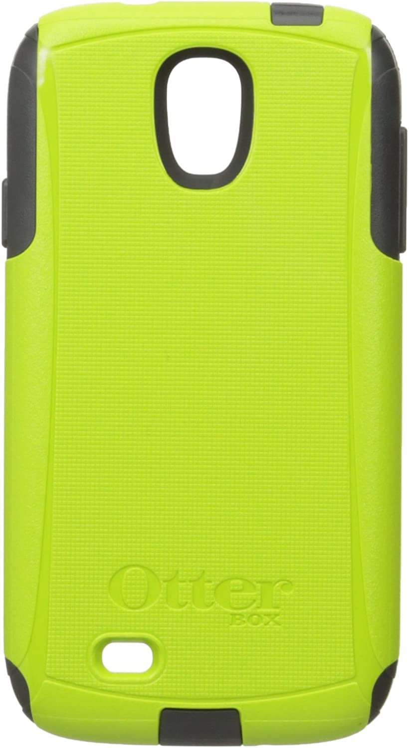 Otterbox Commuter Series Case for Samsung Galaxy S4 - Retail Packaging - Lime Green