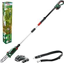 Bosch Lawn and Garden ChainPole 18 Accu Hoogsnoeier, Accu, Oplader, Doos, 18 V Systeem, 2,5 Ah, Groen