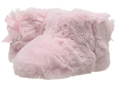 UGG Kids Jessie Bow II Fluff (Infant/Toddler) (Baby Pink) Girls Shoes