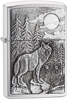 Zippo Wolf Lighters