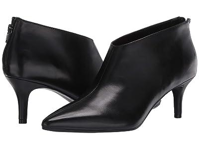 Aerosoles Roxbury (Black Leather) Women