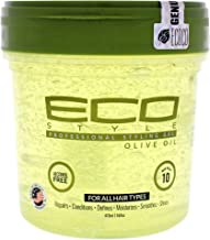 ECO Styler Professional Styling Gel, Olive Oil, Max Hold 10, 16 Oz