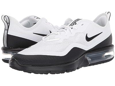 Nike Air Max Sequent 4.5 (White/Black 2) Men