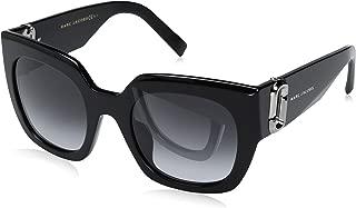 Marc Jacobs Bug Eye Sunglasses for Women - Grey Lens