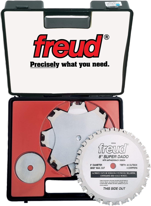Freud SD508 Super Dado Set
