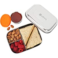 Nuevo Leakproof Dips Condiment Container Lunch Box (3.3oz)