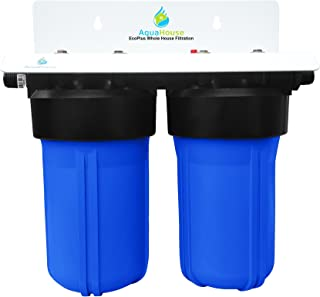 EcoPlus Sistema de filtrado de agua para todo el hogar y
