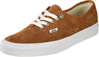 Men's Authentic Pig Suede Ankle-High Leather Women'