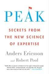 Peak: Secrets from the New Science of Expertise Kindle Edition