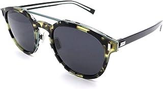 Dior - Gafas de sol Dior Homme, corbata negra 2.0SM 581IR 51-23-150 Havana negro/gris Japón