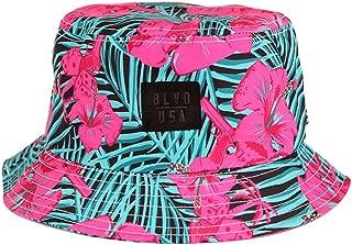 BLVD Supply South Beach Palms Bucket Hat
