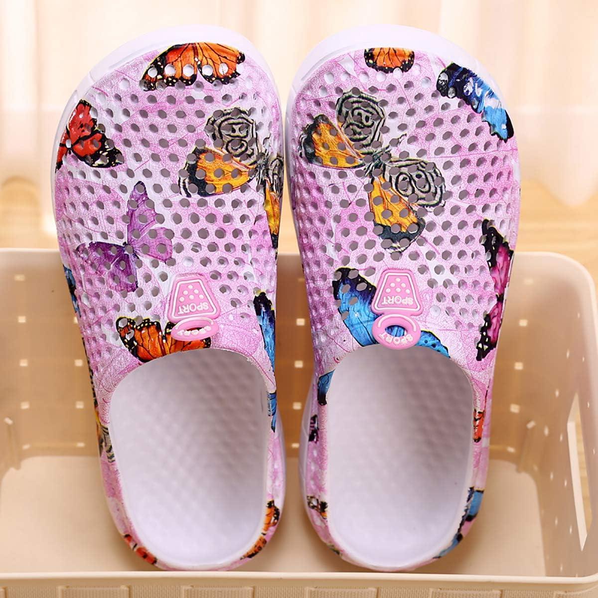 sandalias de playa zapatillas para caminar zapatos de agua calzado de ducha transpirables LIBINXIF Zuecos de jard/ín para mujer