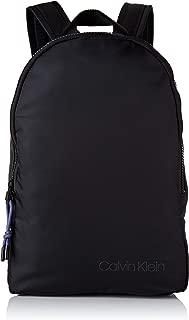 pink calvin klein backpack