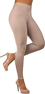 Gilbin Ultra Soft High Waist Leggings for Women-Many Colors -One Size & Plus Size