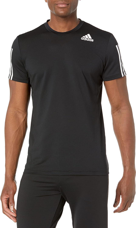 adidas Men's safety Primeblue Designed Tee Move Ranking TOP13 2 3-Stripes