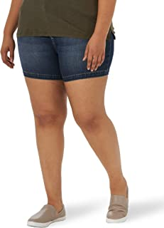 Lee Women's Size Legendary Regular Fit High Rise Short