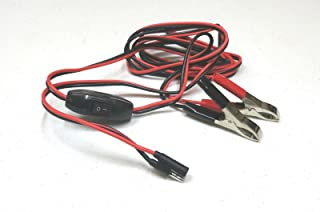 8 ft. Wire Harness/Power Cables for 12V Fimco/FloJet Demand Water Pumps by The ROP Shop