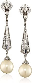 swarovski crystal and pearl jewelry