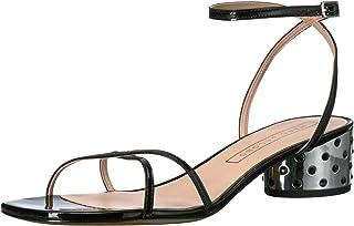 Marc Jacobs Women's Sybil Ankle Strap Sandal Heeled