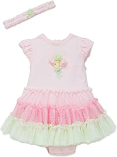 Tutu Popover with Headband Butterfly