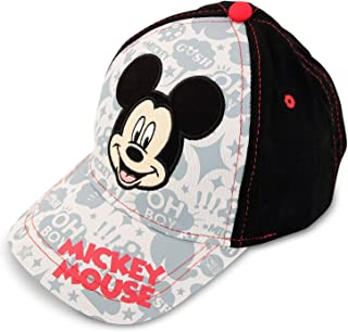 Disney Little Boys Mickey Mouse Clubhouse Cotton Baseball Cap, Age 4-7