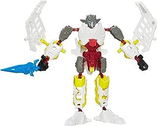 Transformers Construct-Bots Scout Class Silverbolt Buildable Action Figure