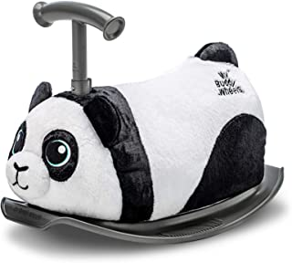 My Buddy Wheels Rock'n'Roller | Rocker and Ride-on for Toddlers | Ages 10 Months to 3 Years (Panda)