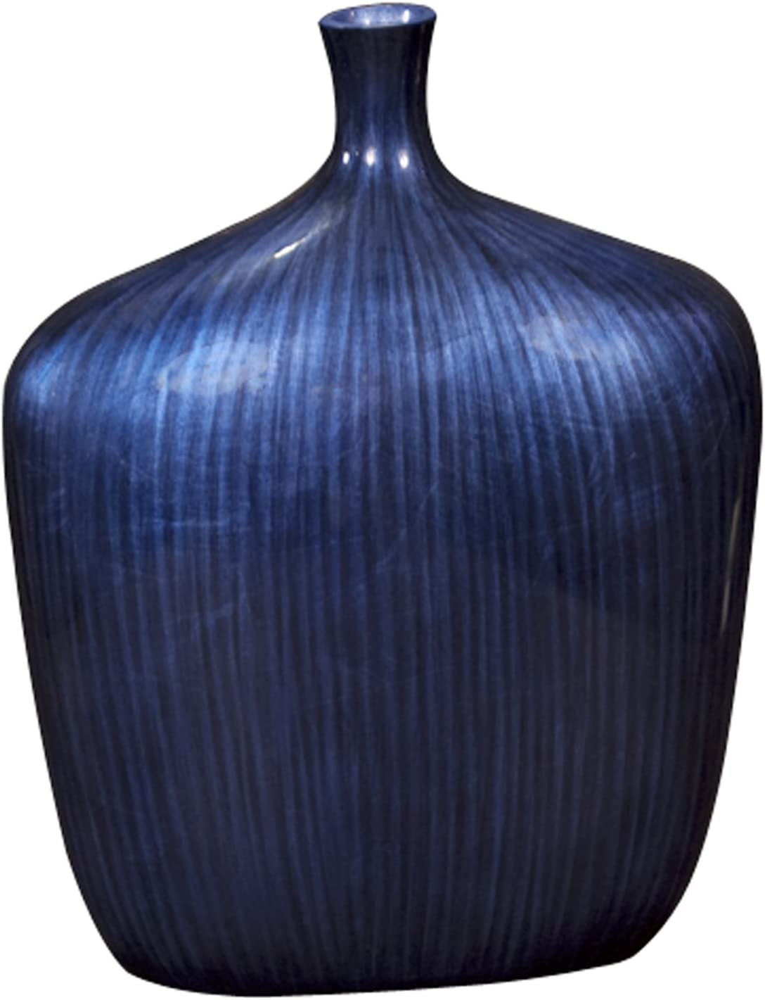 Fashionable Howard Elliott 22076S Sleek Cobalt New product type Vase Blue Small