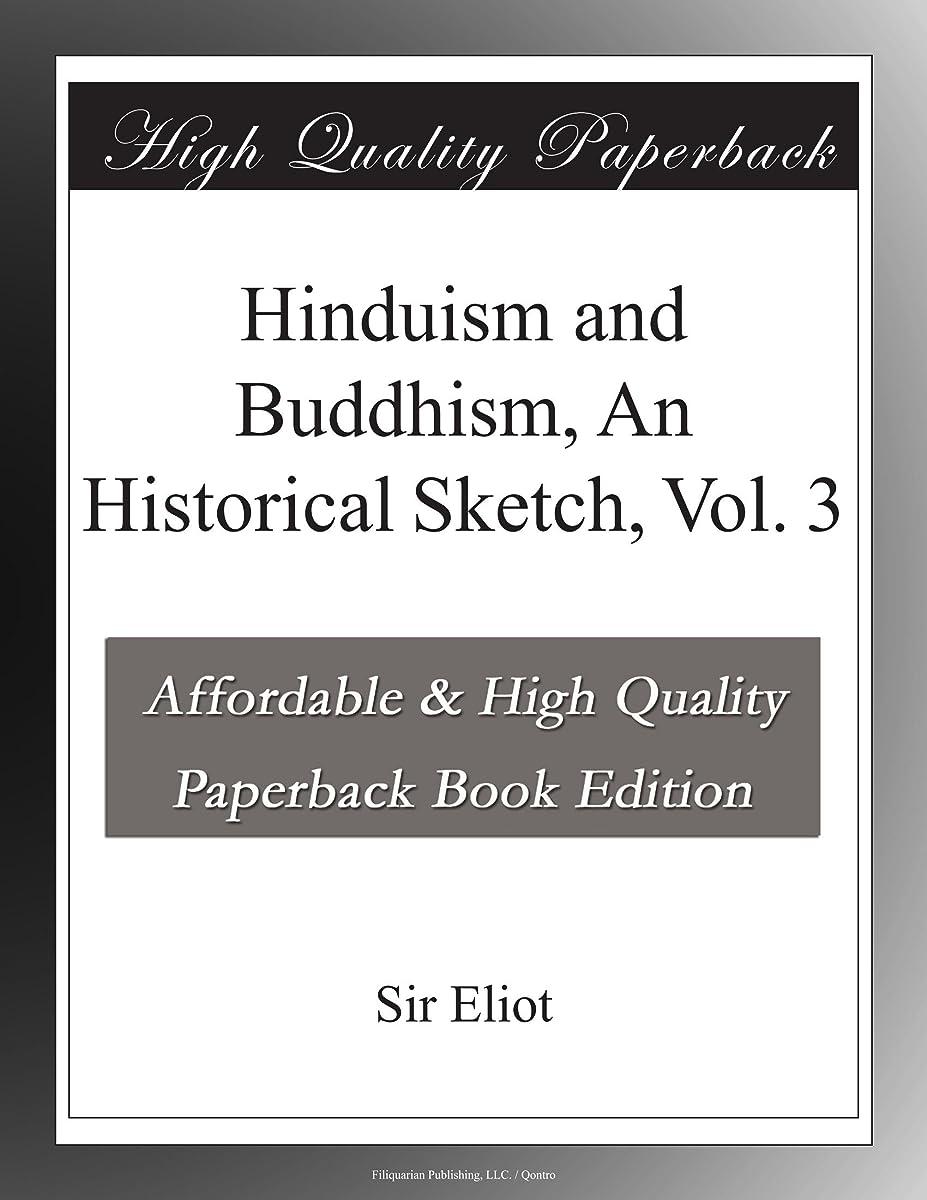 上がる無傷ピットHinduism and Buddhism, An Historical Sketch, Vol. 3