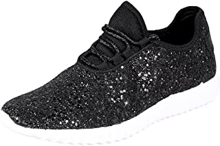 glitter shoes trainers