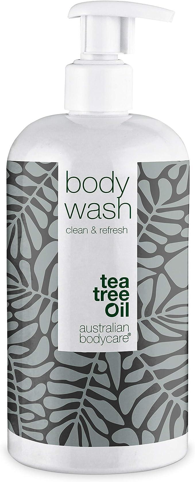 2057 opinioni per Australian Bodycare Body Wash 500 ml | Gel doccia con Tea Tree Oil australiano-