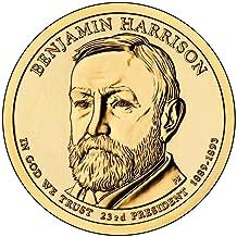 benjamin harrison coin 1889