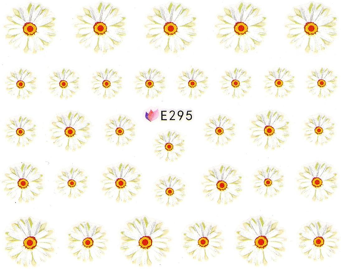 アシュリータファーマンおとこ肌ネイルシール 花 フラワー 選べる10種類 (01-T19)