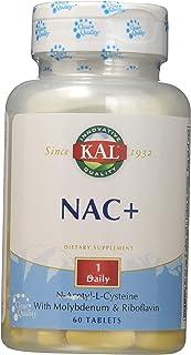 Kal N-Acetyl Cysteine Plus Tablets, 60 Count