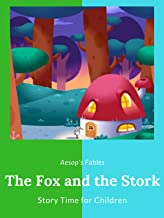 the fox and the stork fable