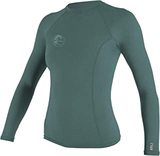 O'Neill Women's Premium Skins Upf 50+ Long Sleeve Rash Guard