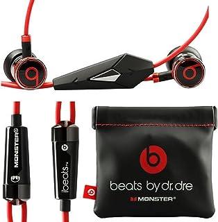 Dr Dre iBeats モンスタービート コントロールトーク付きヘッドフォン ブラック 小売パッケージなし
