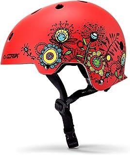 Asvert Casco Niño Infantil Unisexo Casco de Bicicleta