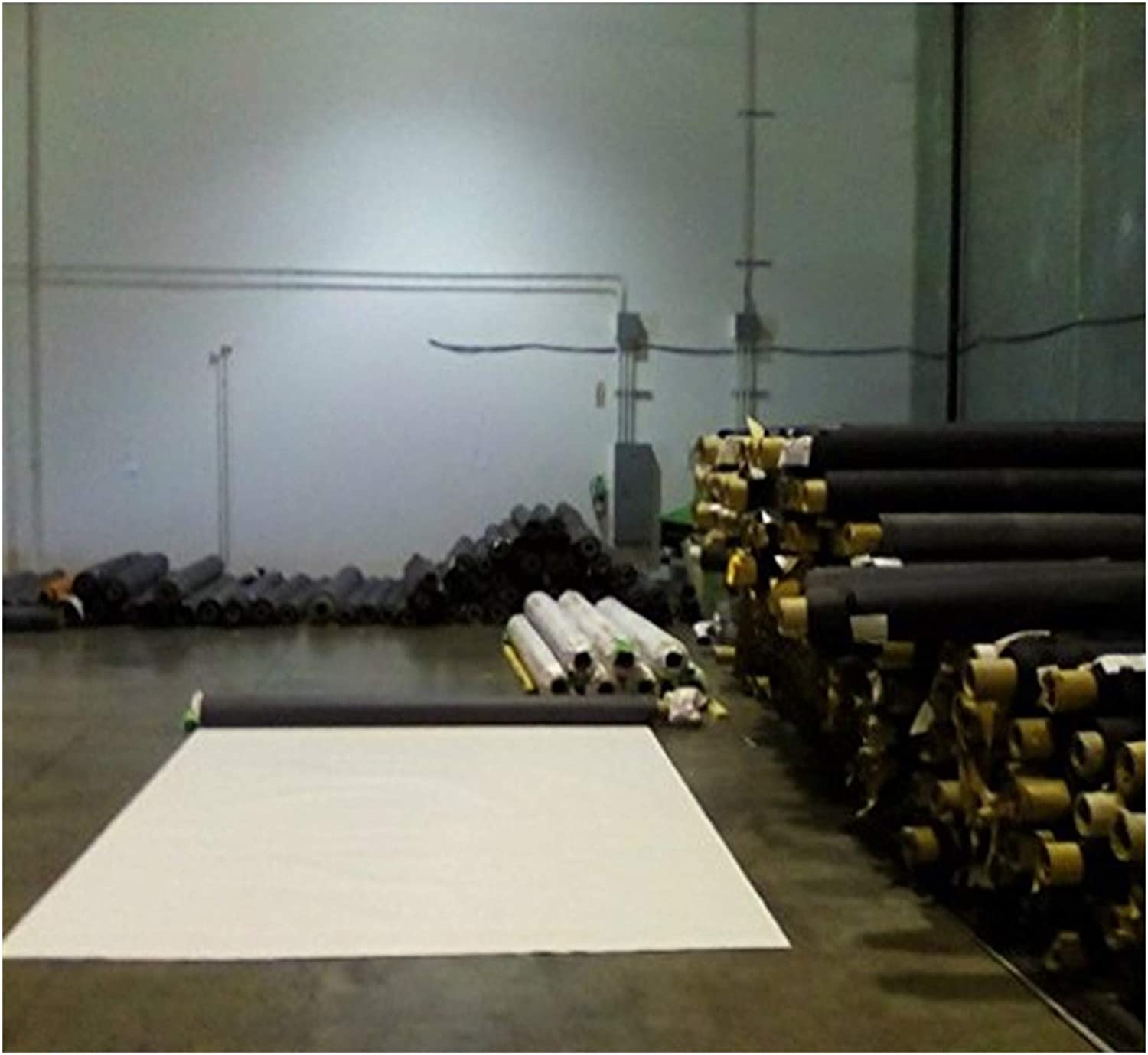 10' x 25' 60 Luxury Mil White EPDM Roofing quality assurance Rubber