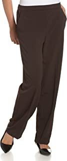 Women's Pull On Dress Pant Regular Length & Short Length