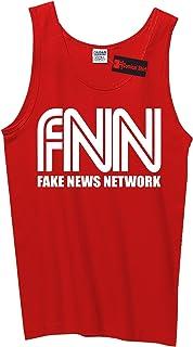 b6415878c6e03 Comical Shirt Men s FNN Fake News Network Funny Political Trump Tee Tank Top