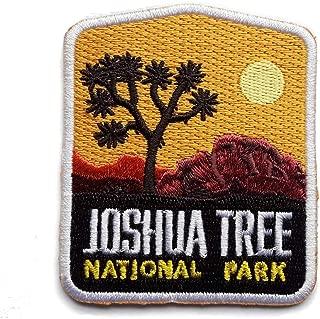 VAGABOND HEART Joshua Tree National Park Patch