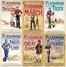 Flashman papers george macdonald fraser series 2 : 6 books collection set