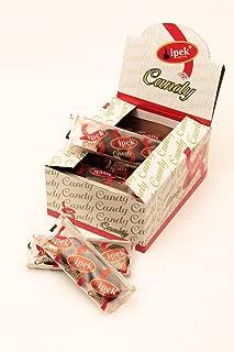 Turkish Halva Pismaniye Cotton Candy Delight Chocolate Covered 400 Gr (3x12 Pack) 36 Pieces
