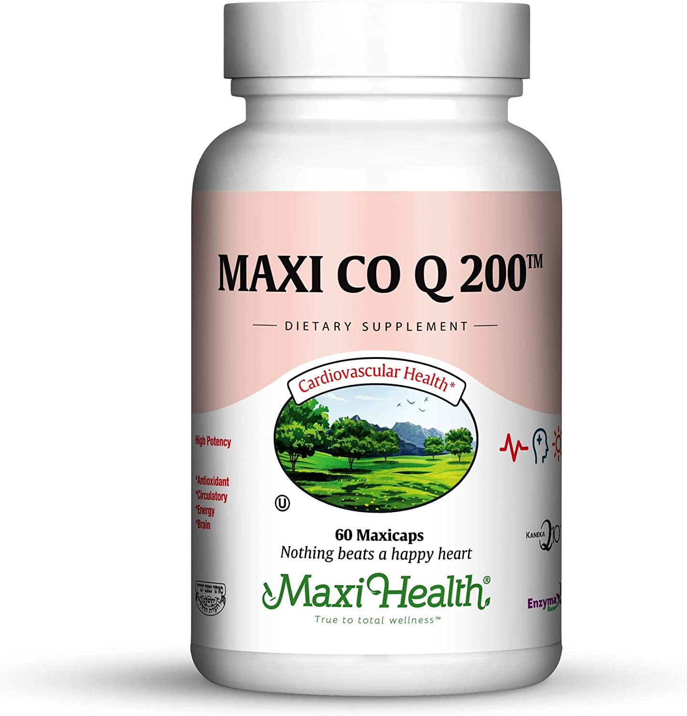 Maxi Health CO Q10