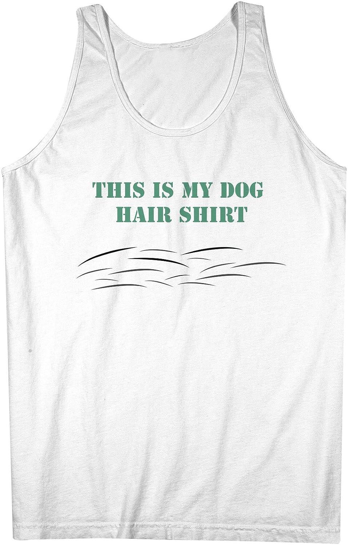 This Is My 犬 Hair Shirt おかしいです 犬z Pet Lover 男性用 Tank Top Sleeveless Shirt