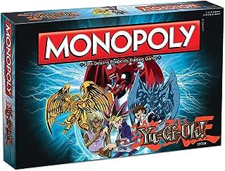USAOPOLY Monopoly: Yu-Gi-Oh Edition Board Game