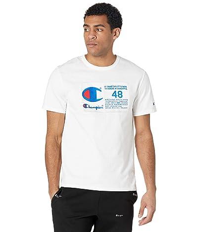 Champion LIFE Heritage Short Sleeve T-Shirt (White) Men